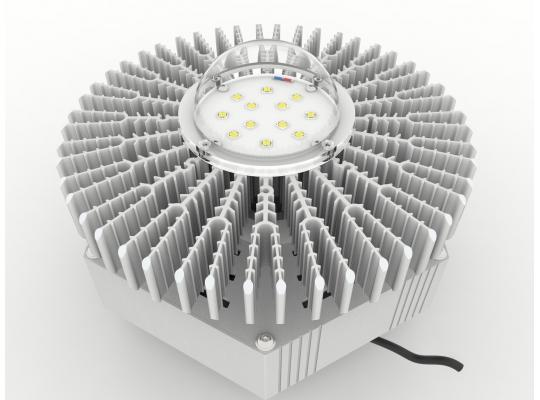 120W LED Highbay Light With Sensor